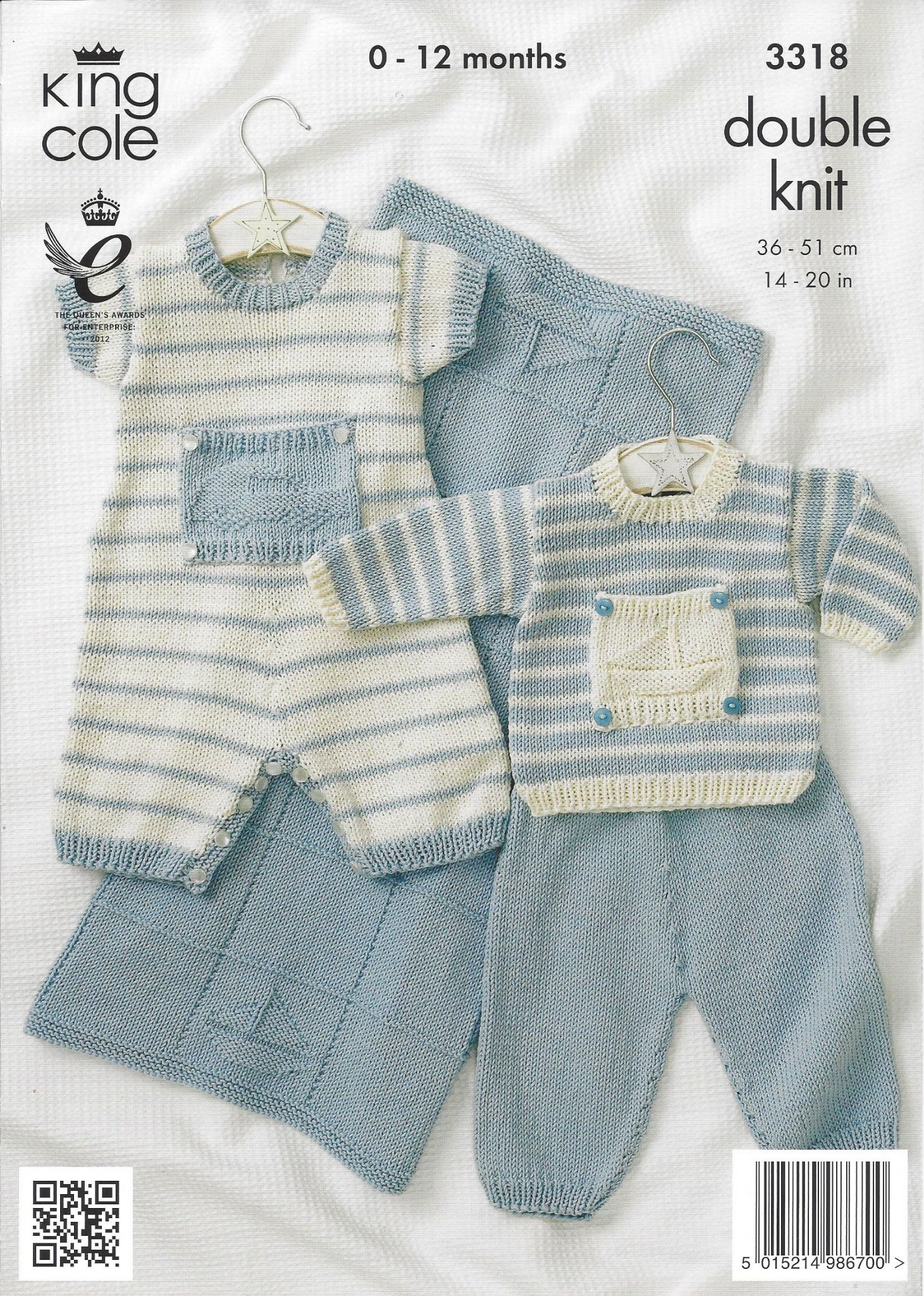 King cole baby dk knitting pattern 3318 sweater pants romper king cole baby dk knitting pattern 3318 sweater pants romper blanket bankloansurffo Image collections
